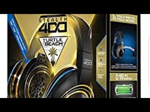 Review on Turtle Beach Gaming Headset