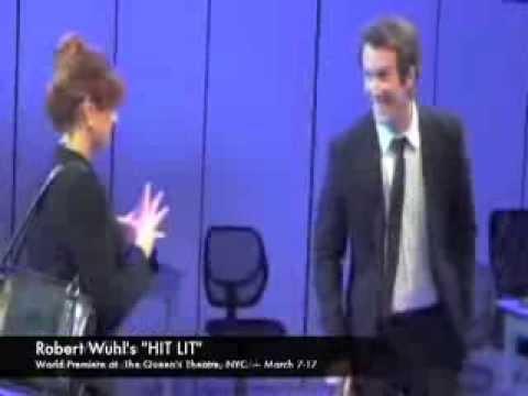 """Hit-Lit"" by Robert Wuhl (World Premiere, 2013)"