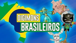 Digimons Brasileiros