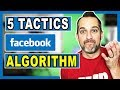 Facebook Algorithm Changes - 5 Ways to Beat the Newsfeed Changes