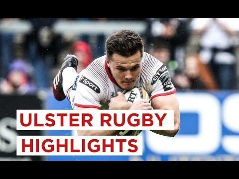 Ulster v Ospreys highlights