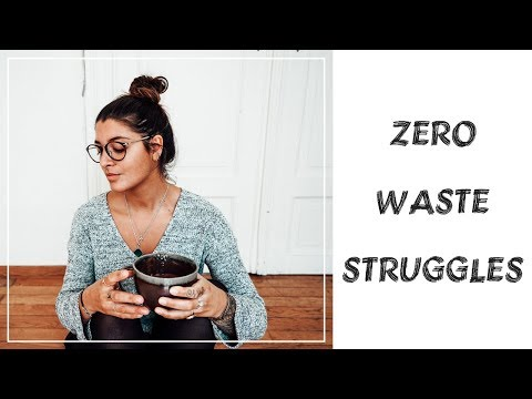 My Zero Waste Struggles⎜SUSTAINABLE LIVING STRUGGLES #1