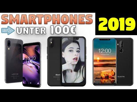 smartphone-unter-100-€-►2019◄-📱-top-5-gute-günstige-handys-★-das-beste-einsteiger-smartphone-|