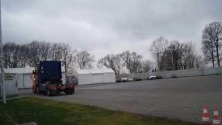 Holowanie Niemcy, Pomoc Drogowa Niemcy - Holowanie ciągnika siodłowego - SZKWAREK +603 647 088