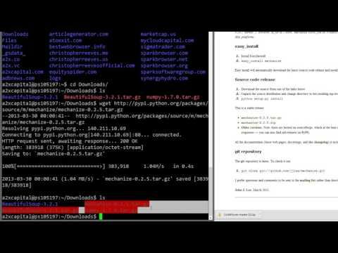 Python Web Scraping Tutorial 16 Visualization Graphics D3 Moduling Javascript