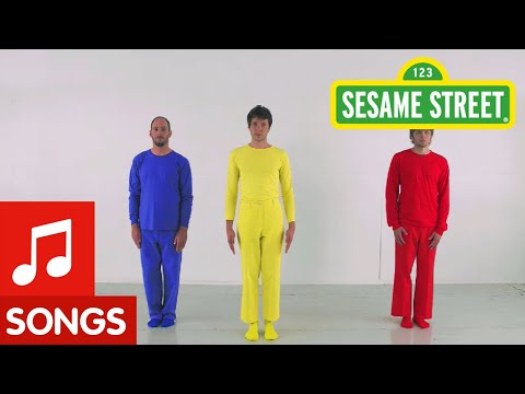 Sesame Street: OK Go  Three Primary Colors