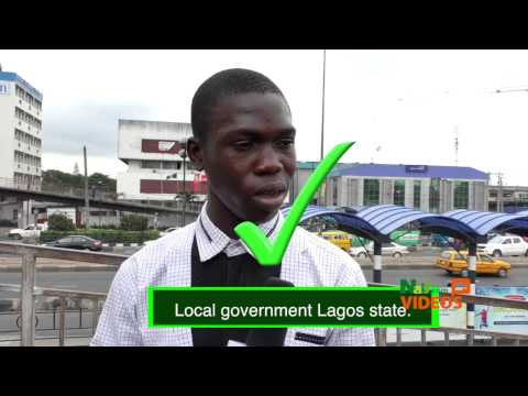 Smart Test: Nigeria's Commercial Nerve, Lagos State Has ... LGAs