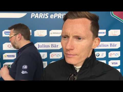Mike Conway - Paris Pre Race Interview