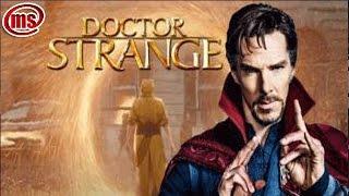 Новый  трейлер  Доктор Стрэндж