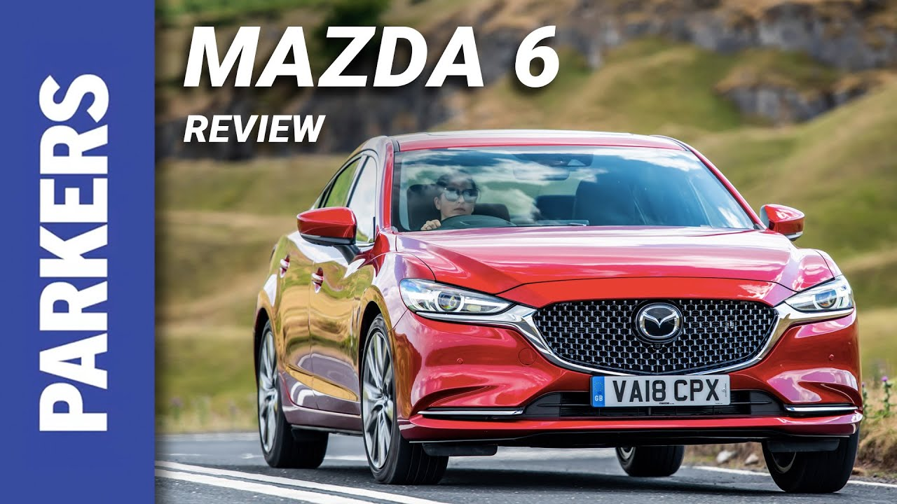 Mazda 6 In Depth Review Should We Still Be Buying Saloons Youtube
