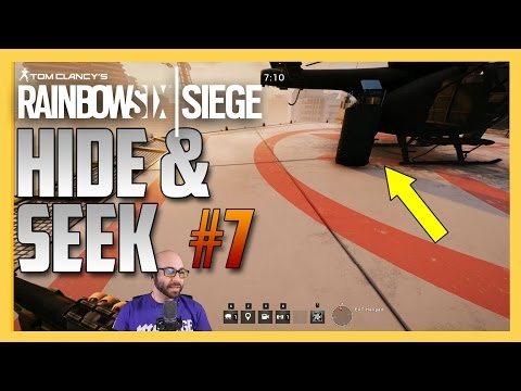 Thumbnail: Rainbow Six Siege Hide and Seek #7 - University, Tokyo, & Middle East