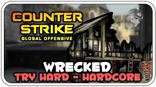 CS:GO TRY HARD HARDCORE #334 - VOLL EINFACH GEGEN UNS - Mit HDHomerJ - Dhalucard