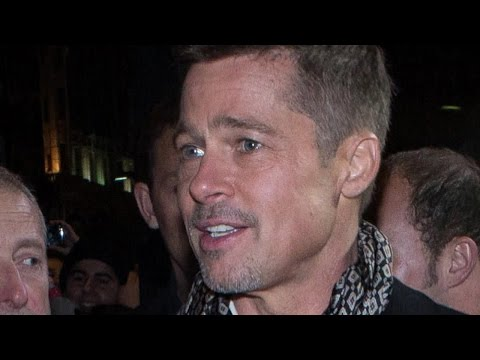Rumors of Brad Pitt and Angelina Jolie Thanksgiving Truce Are False Source Says