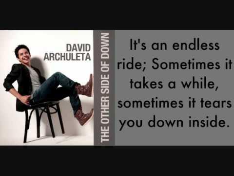 DAVID ARCHULETA; Track 3: Elevator [with lyrics]