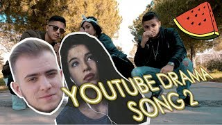 Greek YouTube Drama Song 2 (Official Video Clip 4K)