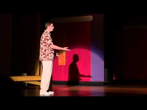 Guys and Dolls - My Time of Day/I've Never Been in Love Before - St. Mark's High School