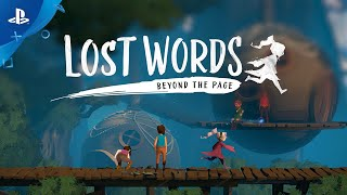 Lost Words - NY Videogame Awards Trailer | PS4