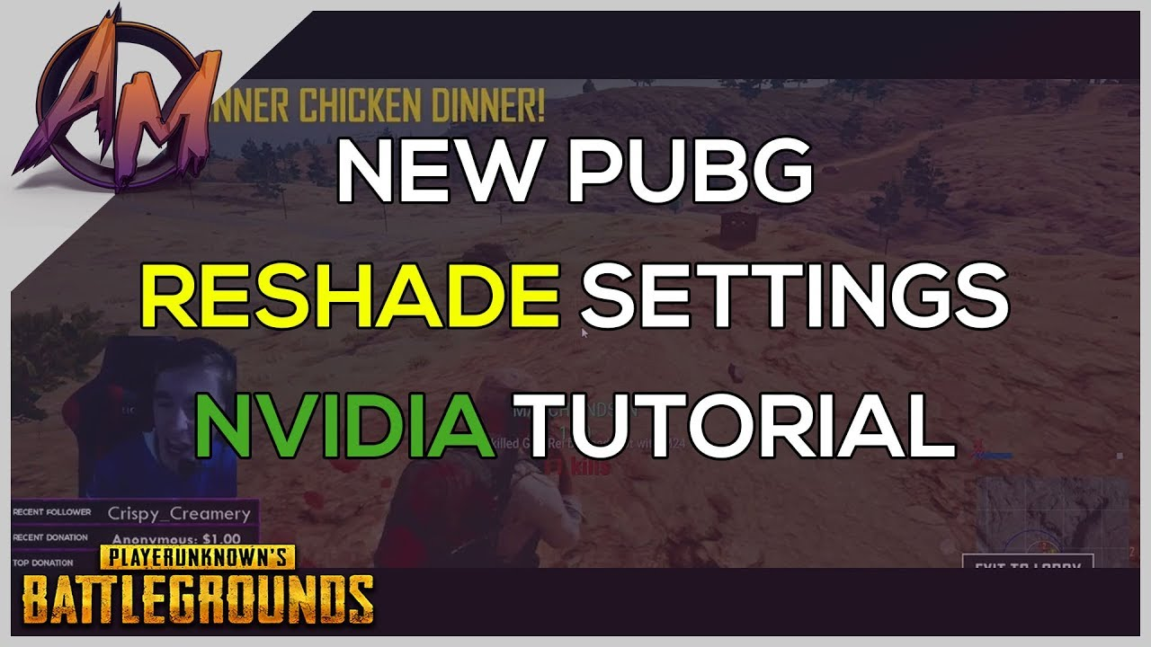 PUBG | RESHADE BAN ALTERNATIVE! (GEFORCE EXPERIENCE FILTERS) *DOESN'T WORK*
