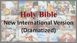 AudioBible NIV 43 J๐hn Dramatized New International Version High Quality