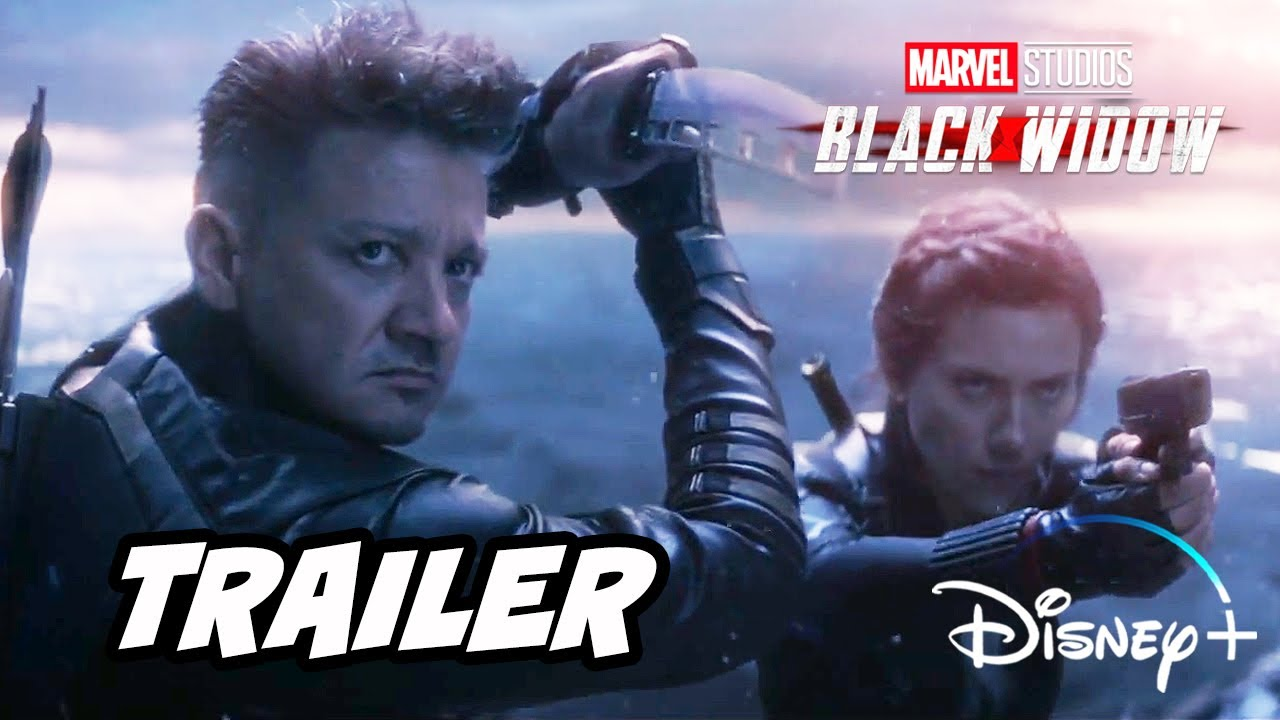 Download Black Widow Trailer Disney Plus 2021 - Marvel Phase 4 Easter Eggs Breakdown