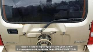 Омыватель заднего стекла Suzuki Jimny