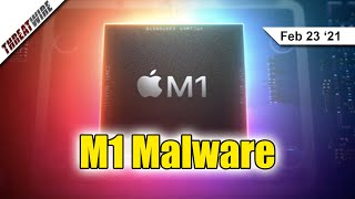 Apple M1 Malware Found, Brave Browser Leaked DNS Queries - ThreatWire