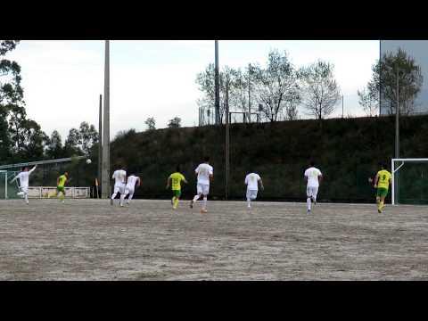 """Liga amadoraTV - 2º Golo de """"FRADE"""" ADC Penamaior 2-0 Airães"""
