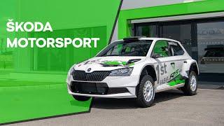 ŠKODA MOTORSPORT // Rally Monza 2020