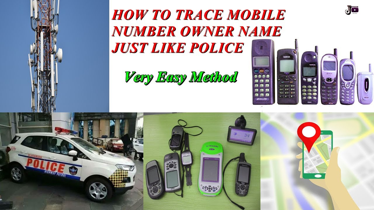 how to trace mobile number Location and owner name just like ...