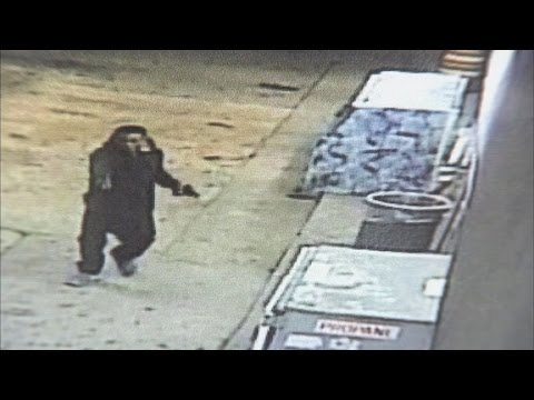 College Park police search for killer caught on camera