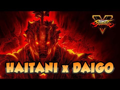HAITANI [Akuma] vs DAIGO [Zeku] - Ranked Matches! SFV Season 4
