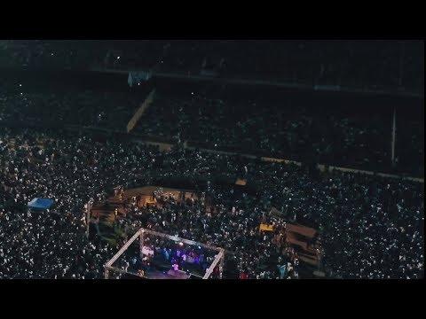 Petit extrait du concert d'Iba One au stade du 26 mars de Bamako
