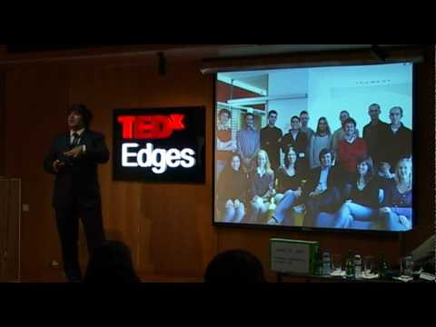Why Portugal is a top location for R&D software lab: Miguel Dias at TEDxEdges