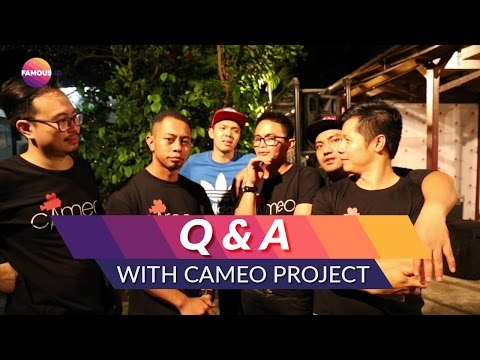 #SerbuCameo Q&A Cameo Project