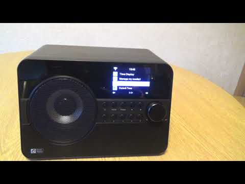 Ocean Digital Internet Radio with DAB