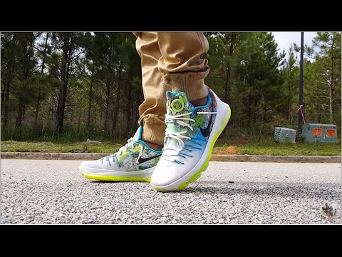sale retailer 6887f 33664 NIKE KD 8  N7  REVIEW AND ON FEET!!!