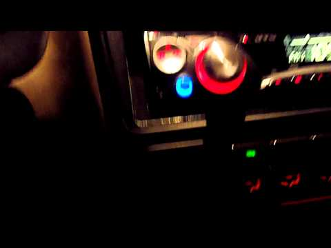 Civic Sedan, Amber Dash Lights