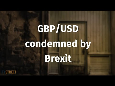 GBP/USD condemned by Brexit