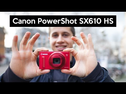Canon PowerShot SX610 HS | a real world review from Frankfurt, Germany