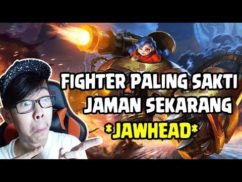 Tutorial Jawhead, 1000% Auto WIN PAKAI FIGHTER INI ! Berani Coba? - Mobile Legends Indonesia