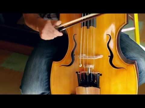 The Sympathetic Drone Cello
