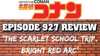 Detective Conan Episode 927 Review: