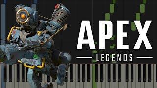 Apex Legends Main Theme Piano Tutorial &amp Sheet Music