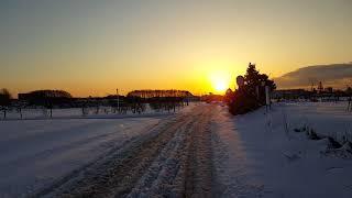 徒歩通勤にしました【 大雪の朝 】 thumbnail