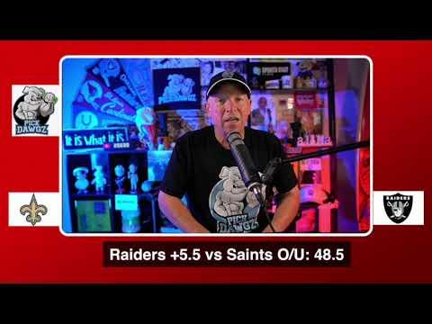Las Vegas Raiders vs New Orleans Saints NFL Pick and Prediction 9/21/20 Week 2 NFL Betting Tips