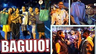 NAG NIGHT MARKET ANG MGA BAYUT (TAWAD PA MORE!!) | LC VLOGS #295