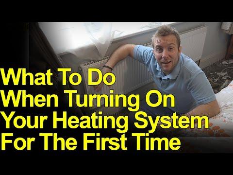 oil heat summer/winter hookup