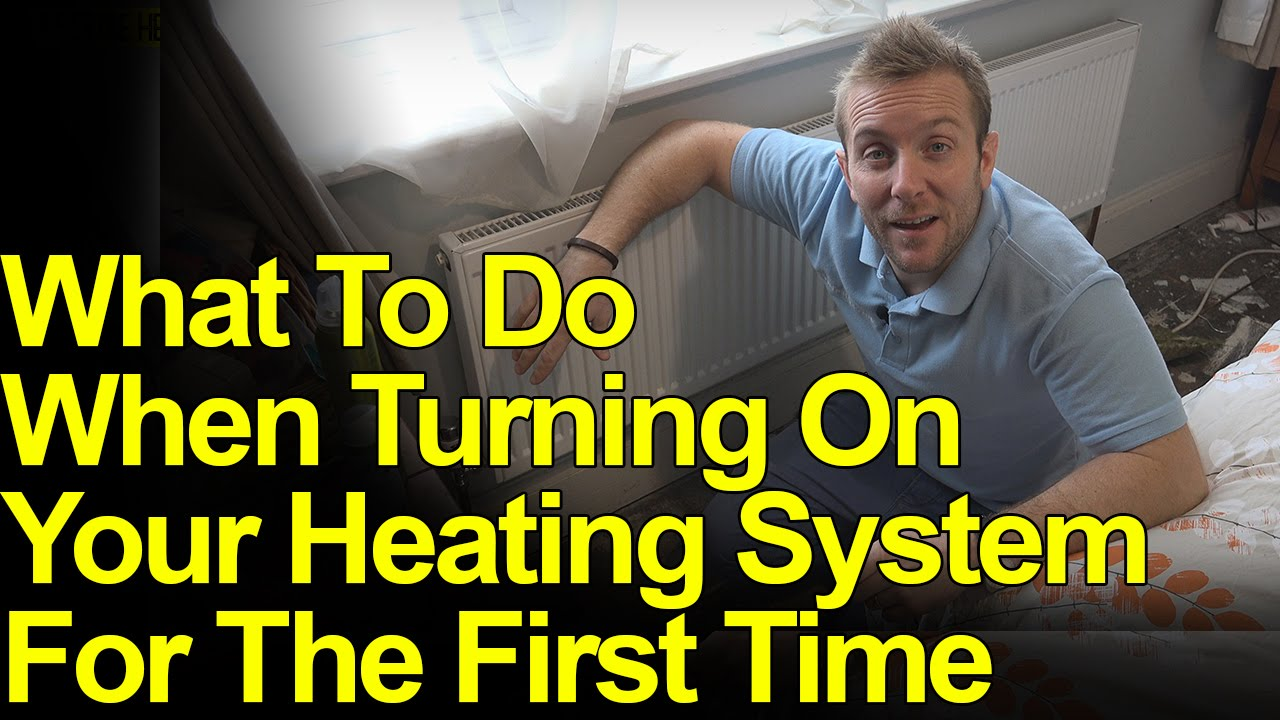 Turn On Your Heating For The First Time After Summer Check List Bryant Gas Boiler Wiring Diagram Plumbing Tips