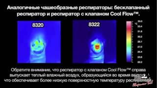 3M Клапан выдоха Cool Flow(, 2015-04-29T06:14:55.000Z)
