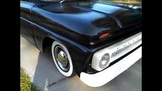 64 Chevy C10 Rat Rod Running Walk Around!!! 1964 Chevy C10 Hot Rod For Sale!